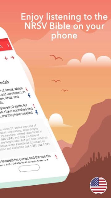 NRSV Bible app screenshot 29