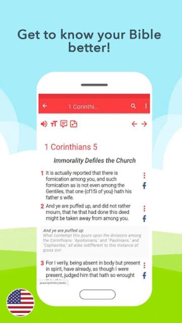 NRSV Bible app screenshot 31