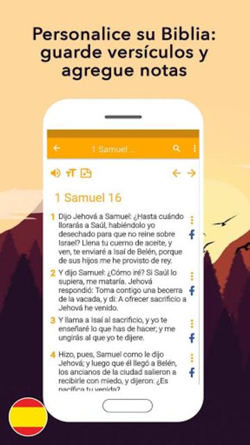 Biblia Nueva Traducción Viviente screenshot 31