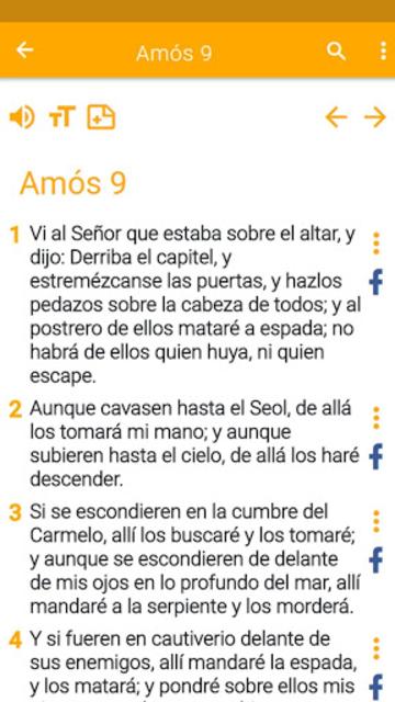 Biblia Nueva Traducción Viviente screenshot 32