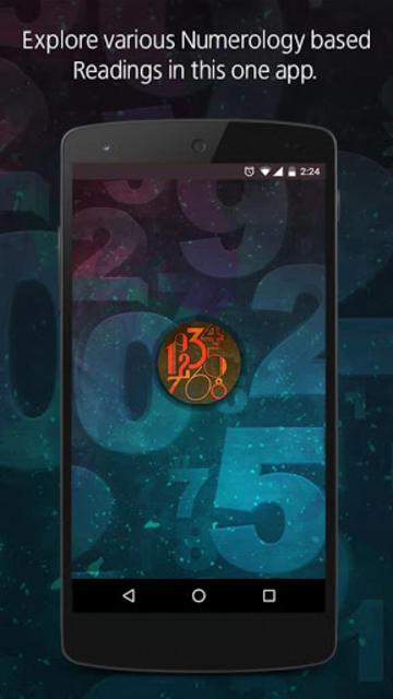 Numerology screenshot 1