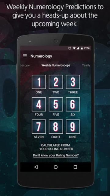 Numerology screenshot 4