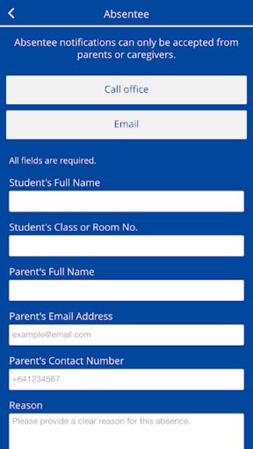 Mount Albert Grammar School screenshot 3