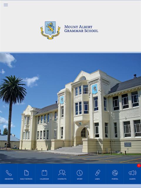 Mount Albert Grammar School screenshot 7