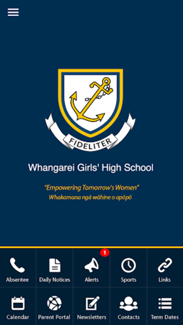Whangarei Girls' High School screenshot 1