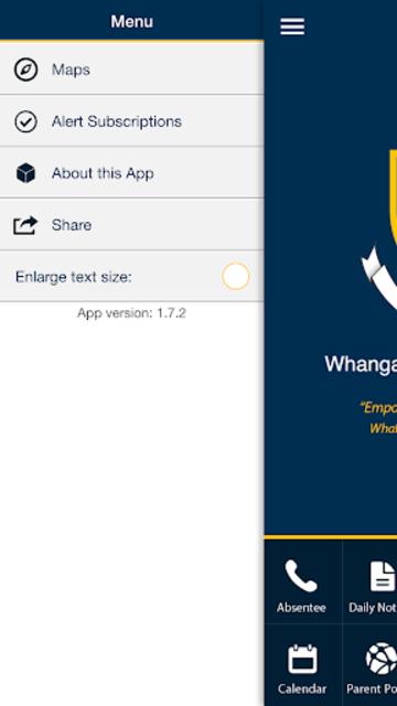 Whangarei Girls' High School screenshot 2