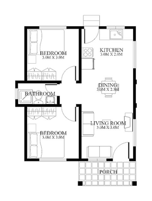 Small House Plans Ideas screenshot 2