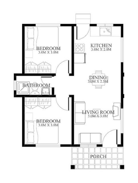 Small House Plans Ideas screenshot 20