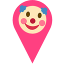 Icon for Killer Clown Finder - Clown Finder