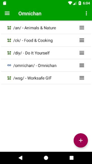 Omnichan Pro: 4chan and 8chan Client screenshot 1