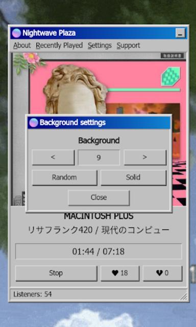 Nightwave Plaza screenshot 3