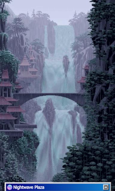 Nightwave Plaza screenshot 4