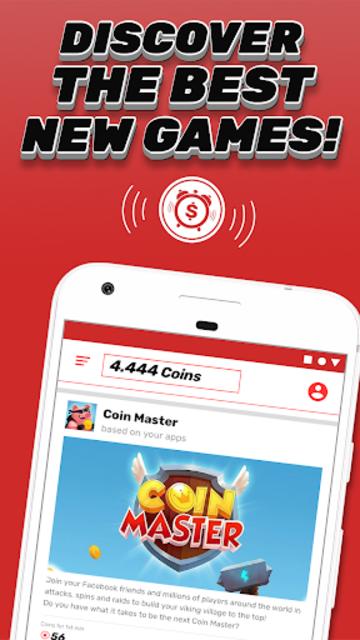 Cash Alarm -Gift cards & Rewards for Playing Games screenshot 1