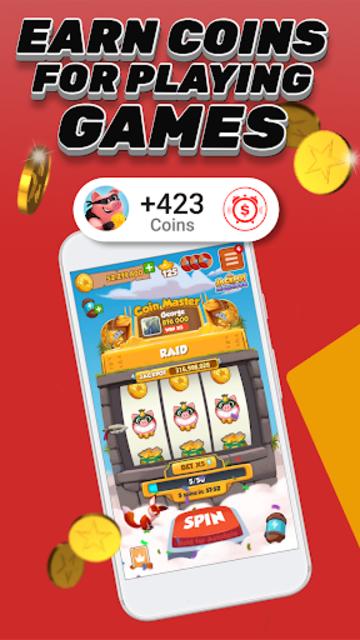 Cash Alarm -Gift cards & Rewards for Playing Games screenshot 3
