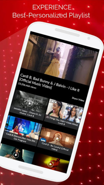 Free Music Video TV Show Film on Youtube screenshot 4