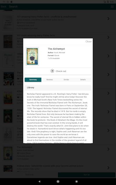 Algonquin Public Library screenshot 10