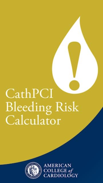 CathPCI Risk Calculator screenshot 1