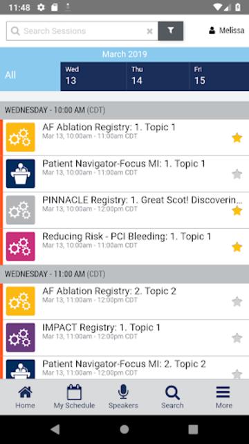 ACC Quality Summit screenshot 14