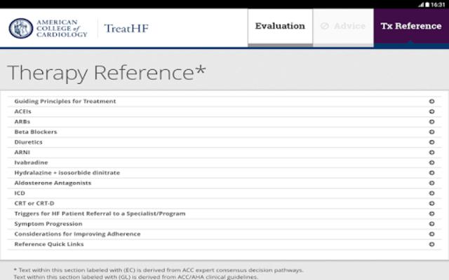 TreatHF screenshot 9