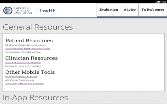 TreatHF screenshot 10