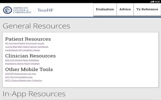 TreatHF screenshot 15