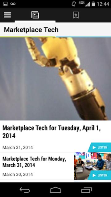 Marketplace screenshot 3