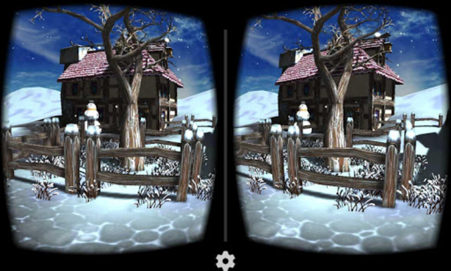 Village for Google Cardboard screenshot 2