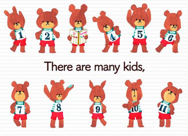 The Bears' School Sticky Note screenshot 3
