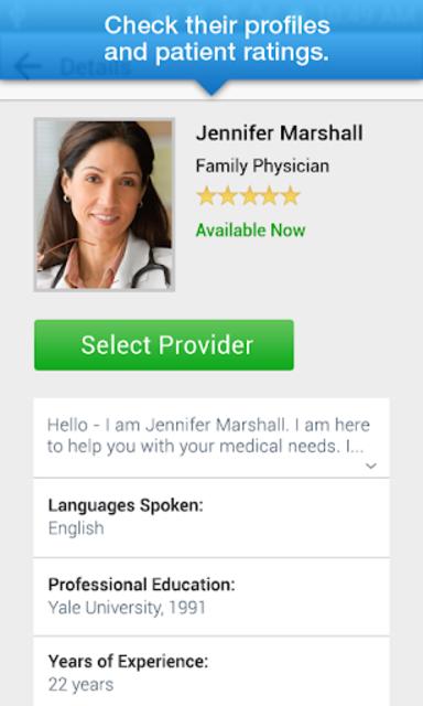 AultmanNow: Online Dr Visit! screenshot 2