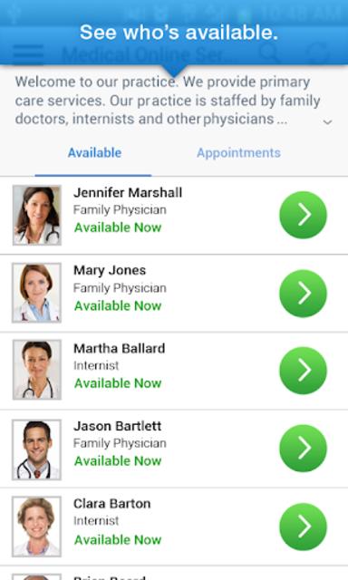AultmanNow: Online Dr Visit! screenshot 3