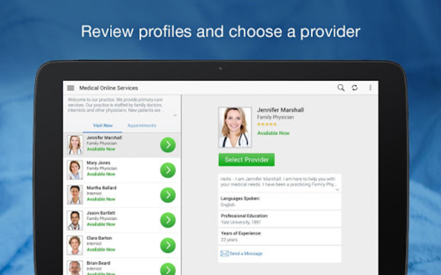 Aurora Health Care Video Visit screenshot 6