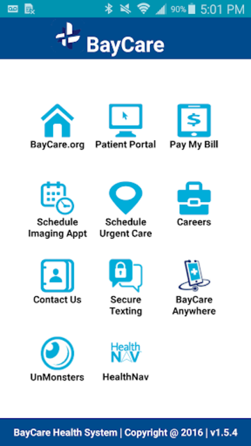 BayCare Health System screenshot 1