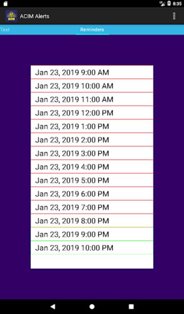 ACIM Alerts with Workbook screenshot 12