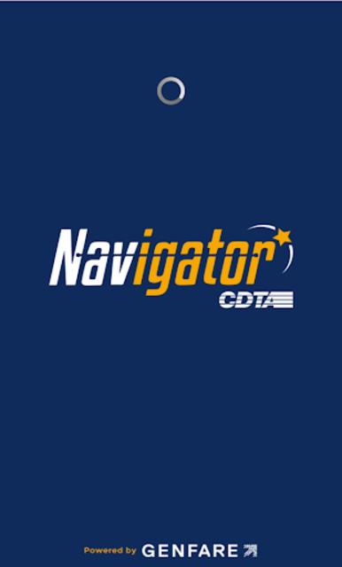 CDTA Navigator screenshot 1