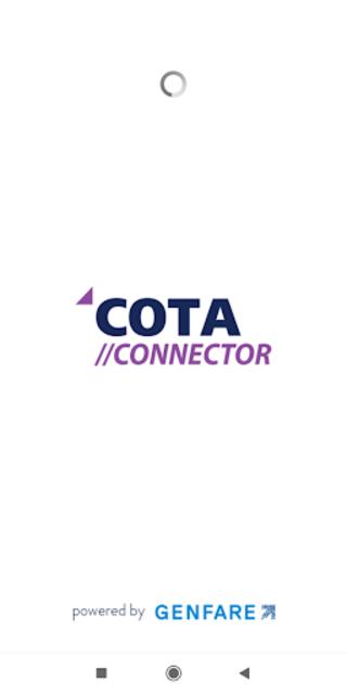 COTA Connector screenshot 1