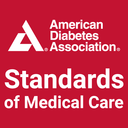 Icon for American Diabetes Association Standards of Care
