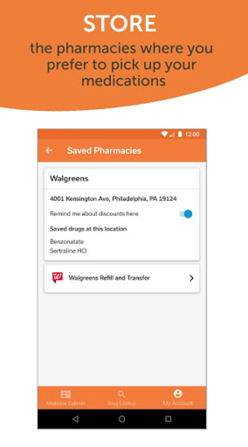 FamilyWize Prescription Discount Card screenshot 5