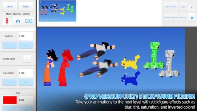 Stick Nodes Pro - Stickfigure Animator screenshot 3