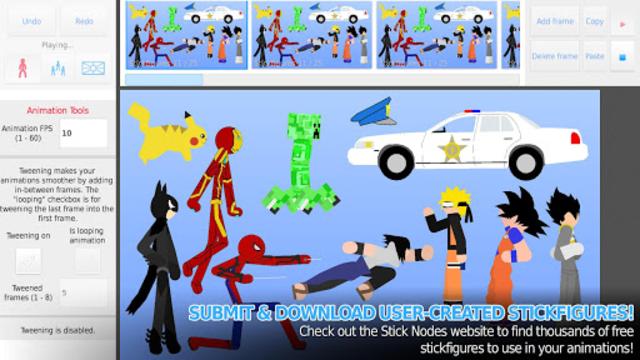 Stick Nodes Pro - Stickfigure Animator screenshot 4