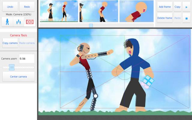 Stick Nodes Pro - Stickfigure Animator screenshot 6