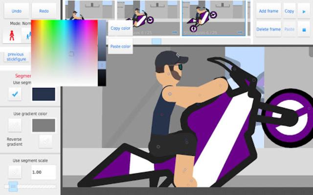 Stick Nodes Pro - Stickfigure Animator screenshot 7