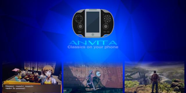 AN.VITA Emulator screenshot 1