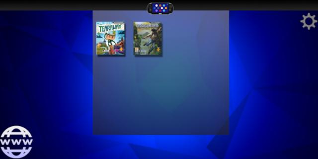 AN.VITA Emulator screenshot 2