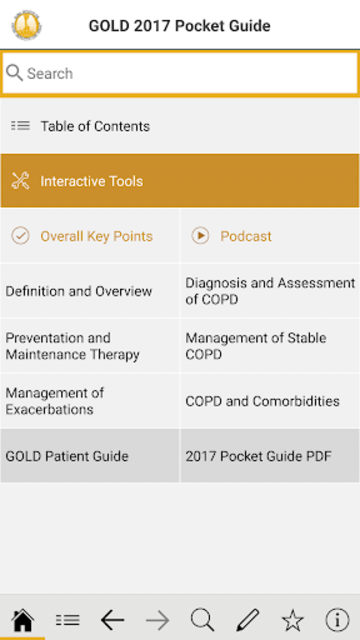 Gold 2017 Pocket Guide screenshot 1
