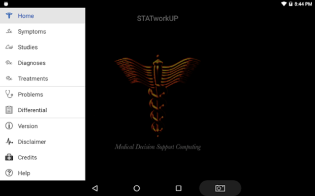STATworkUP DDx Clinic Differential Diagnosis Guide screenshot 9