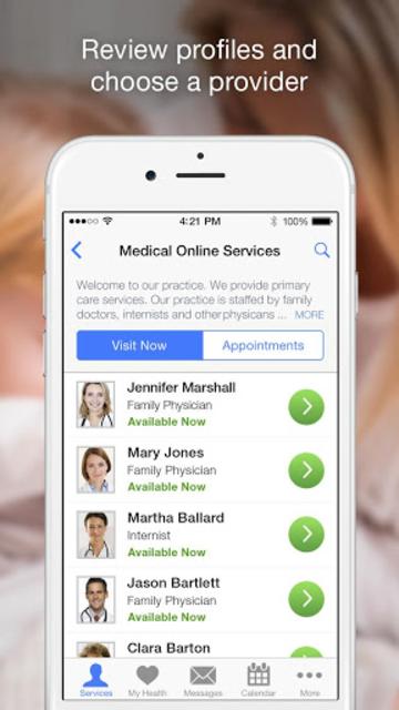 Intermountain Connect Care screenshot 2