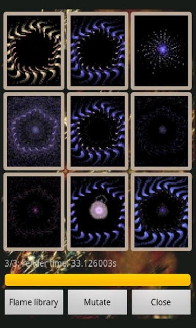 JWildfireMini screenshot 2
