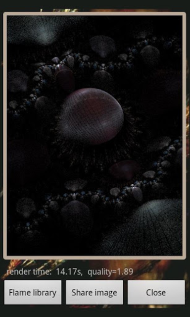 JWildfireMini screenshot 3