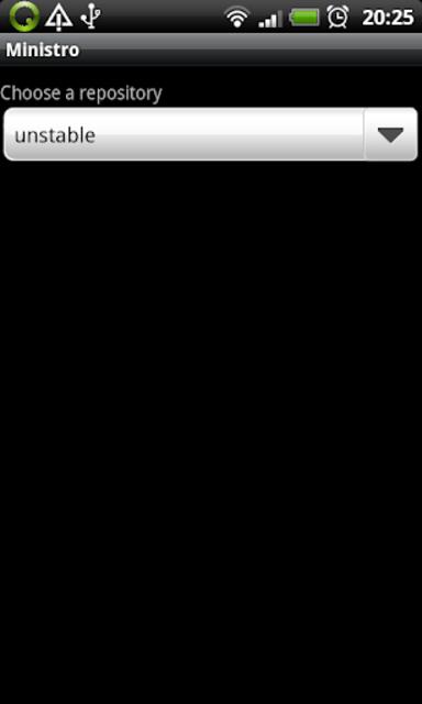 Ministro configuration tool 2 screenshot 2