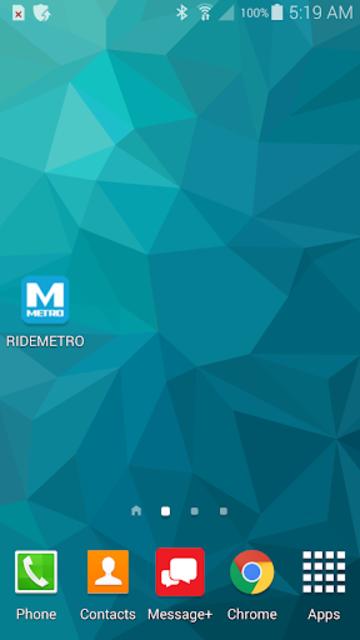 RideMETRO screenshot 7